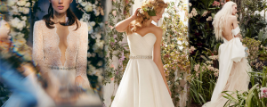 Picking the right wedding dress