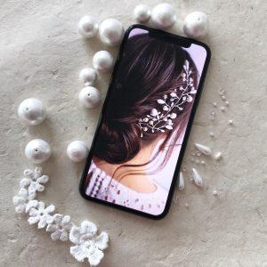 milkyway hair accessory