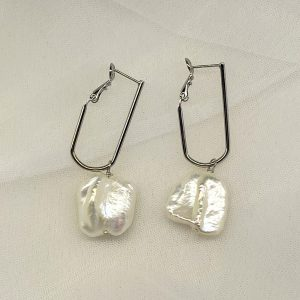 Venus earrings Silver